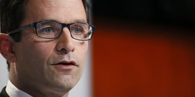 Pourquoi le frondeur Hamon a lui-même créé l'impasse dans laquelle se trouve le candidat Hamon. REUTERS/Gonzalo Fuentes