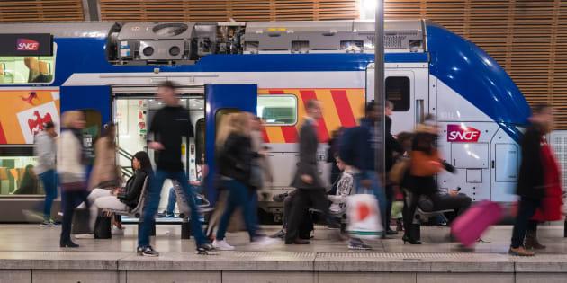 Grève SNCF: les prévisions pour mercredi 18 avril, perturbations légèrement en baisse