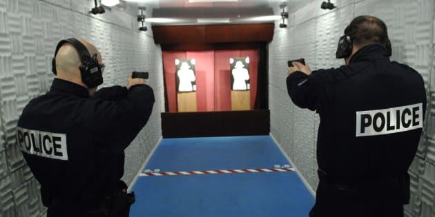 Les policiers d'île-de-france ne peuvent (momentanément) plus s'entraîner au tir