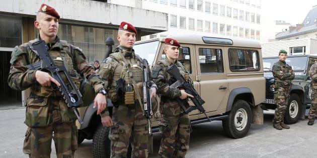Pourquoi la sécuriténationale est absente du débat des présidentielles? REUTERS/Jacky Naegelen
