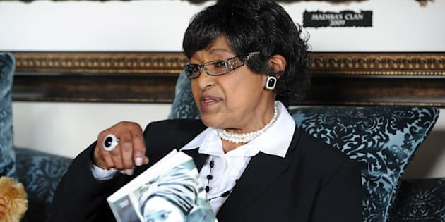 South African liberation struggle icon Winnie Madikizela-Mandela has died at the age of 81.
