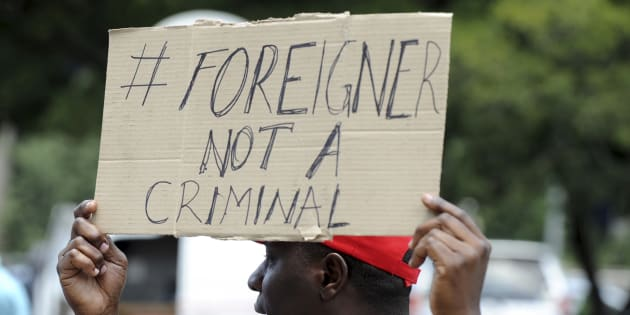 Immigrants, asylum seekers and supporting organisations protested in Johannesburg in December 2016, when the city's mayor Herman Mashaba faced substantial criticism after reportedly making xenophobic comments.