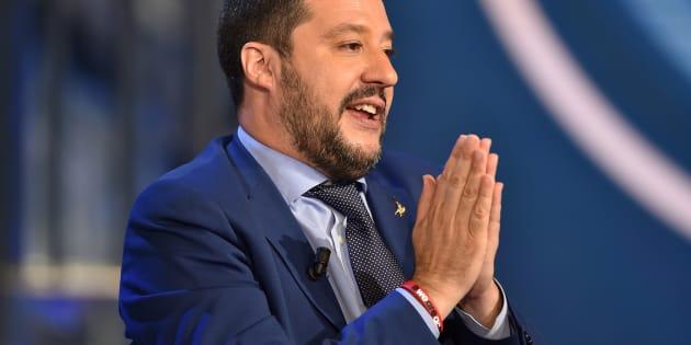 """Matteo Salvini: """"Dieci vaccini obbligatori sono inutili e talvolta dannosi"""""""