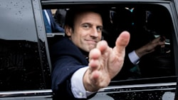 La corsa di Macron per non essere un presidente
