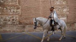 Y después de 17 años, la película de Don Quijote está