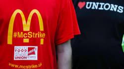 La rabbia dei lavoratori dei fast food, scioperi in tutto il mondo per chiedere più salario e più