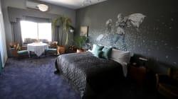 Este incómodo hotel ofrece una experiencia inolvidable, cortesía de