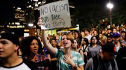 Trump Protests Wreak Havoc On Streets For Third Straight