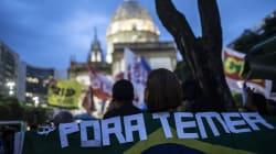 Ala do 'fora, Temer' dentro do governo tenta acordo por eleições