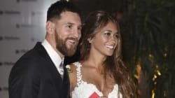 El 'miserable' regalo que juntaron los invitados de Lionel Messi y Antonela Rocuzzo en su