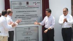 Ruiz Esparza y Peña Nieto sabían que había fallas en el Paso Exprés: Graco
