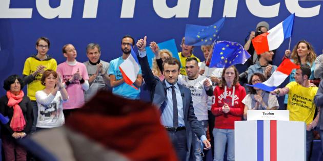 Chez Emmanuel Macron, le flou est devenu un loup