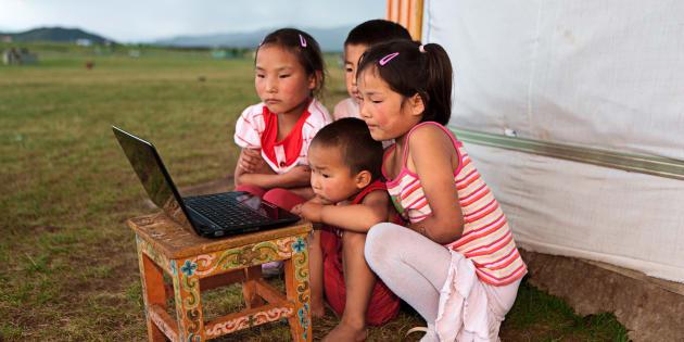 En Mongolie, les places en maternelle sont tirées au sort