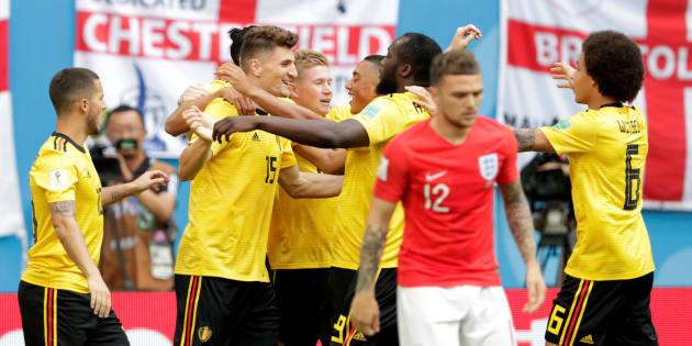 Belgique angleterre la coupe du monde 2018 les diables rouges battent l 39 angleterre et - Coupe d angleterre resultat ...