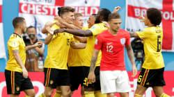La Belgique bat l'Angleterre et finit troisième de la Coupe du monde