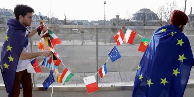 Nous devons rénover l'Europe pour tous les Européens. REUTERS/Kevin Coombs