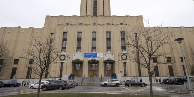 L'Université de Montréal.
