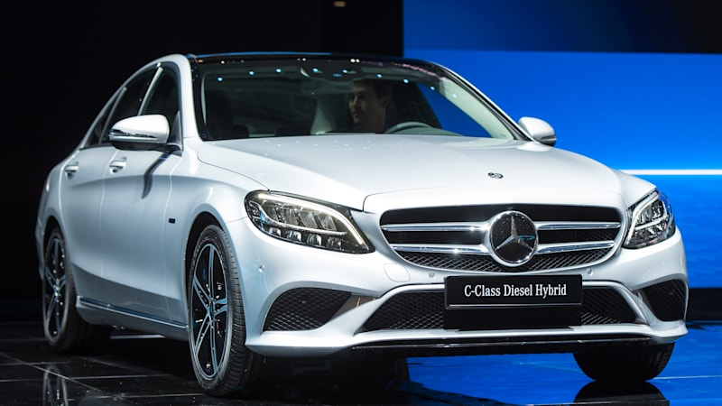 1 million Mercedes diesel vehicles may have 'illegal ...