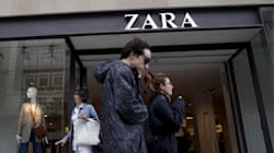 Pleas For Help Sewn Into Zara Clothing 'Just Tip Of The