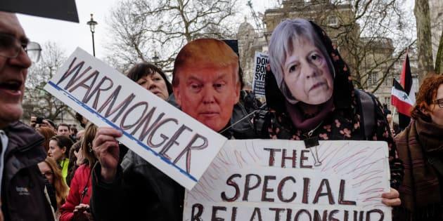 Trump visitará oficialmente el Reino Unido en julio, según la prensa británica