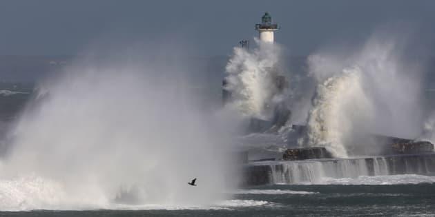 Prévisions Météo France: la tempête Carmen va frapper la France pour le Nouvel An