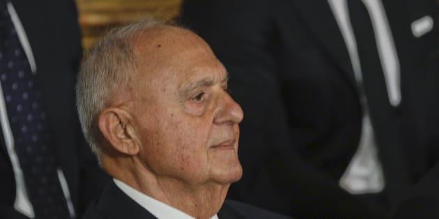 """Paolo Savona presenta la """"sua"""" Consob nel nome di"""
