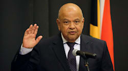 Gordhan At Sars Inquiry: Calm And Collected, Despite