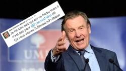 Le tweet polémique de ce député soutien de Fillon sur le journaliste