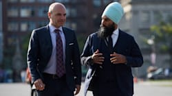 NDP MP Suggests Lessons From Trudeau's Win Led Him To Back Jagmeet