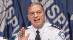 Le chef de police de Montréal poussé à la sortie, selon
