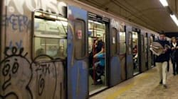 Incastrata tra le porte della metro a Roma: la donna non sarebbe in pericolo di