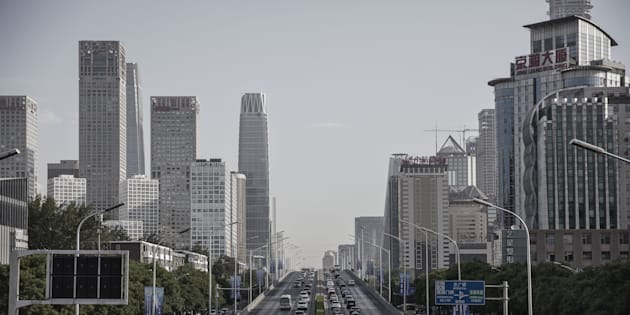 China's credit rating downgraded for first time since 1989