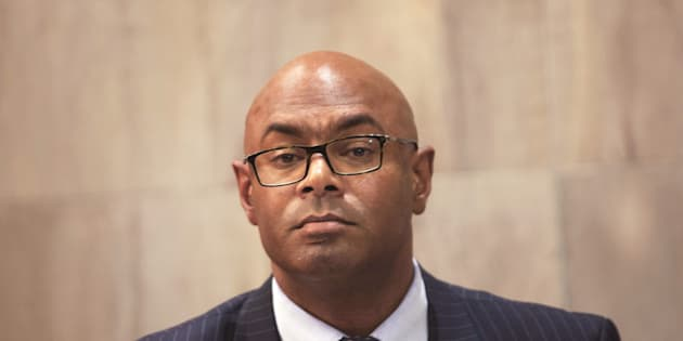 Kuben Naidoo, deputy governor of the South African Reserve Bank.