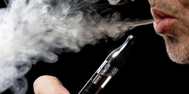"""E-cigarettes are not tobacco products."""