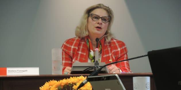 Giuliana Fumagalli.