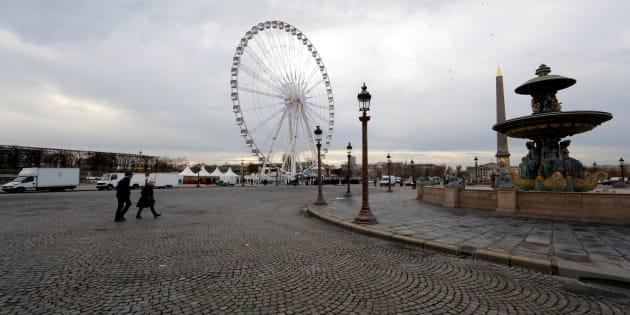 """Marché de la roue de la Concorde: la ville de Paris mise en examen pour """"favoritisme""""."""