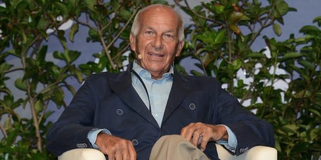 """Fausto Bertinotti: """"Berlusconi ha allungato la vita a u"""