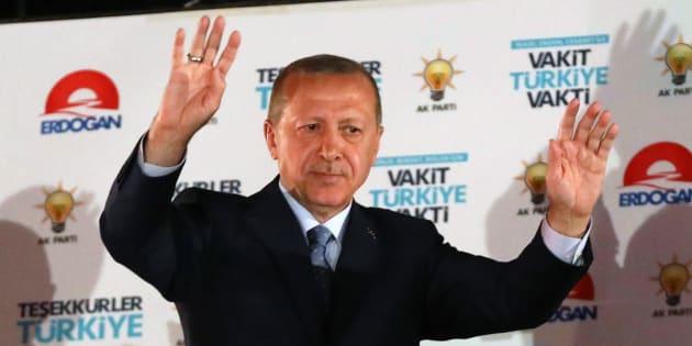 """""""Una vittoria per gli oppressi del mondo"""". Erdogan"""