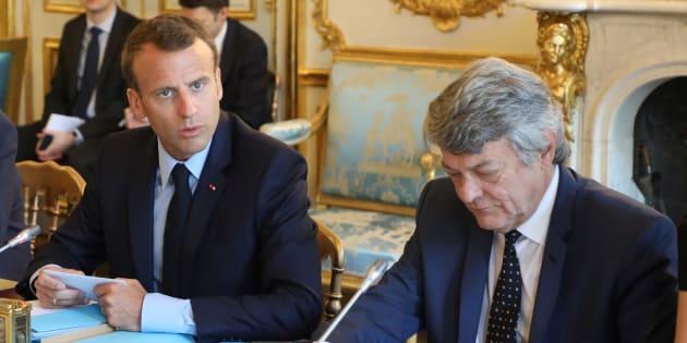 """Plan Banlieues: contrairement à l'opposition, Borloo ne trouve pas du tout que Macron l'a """"liquidé"""""""