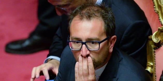 Il Pd presenta un' interrogazione sui rapporti tra Lanzalone e lo studio del ministro
