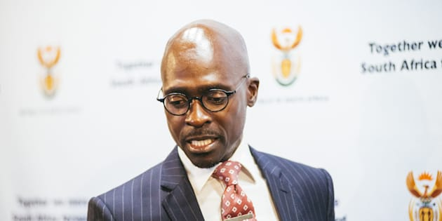 Gigaba admits he signed off on early citizenship for Guptas