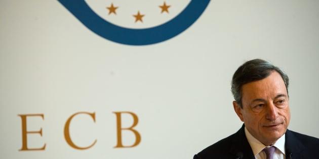 Draghi, Bce sarà paziente nel decidere rialzo tassi