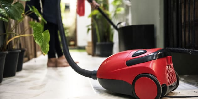 Investing in a vacuum cleaner is a good idea.