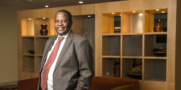 Brian Molefe, when he was chief executive officer of Eskom.