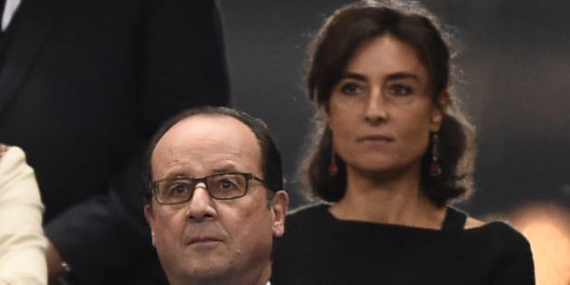 Nathalie Iannetta était la conseillère sport de François Hollande depuis 2014.