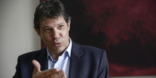 Haddad avisou que PT vai retomar a pasta única para o Ministério da Ciência e Tecnologia se partido eleger o presidente da República.