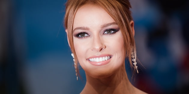 Maëva Coucke ne participera pas à l'élection — Miss Univers