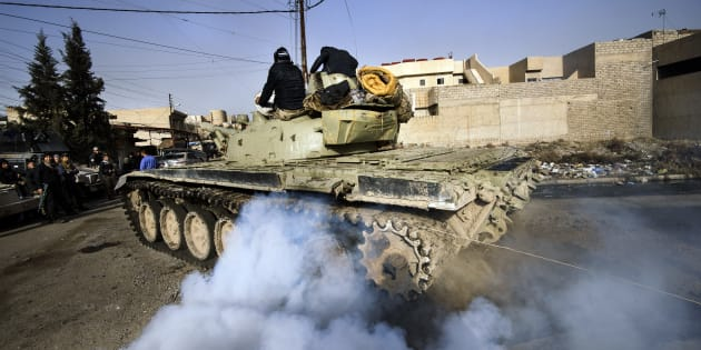 Comment expliquer que la bataille de Mossoul s'éternise alors que Daech ne cesse de s'affaiblir?