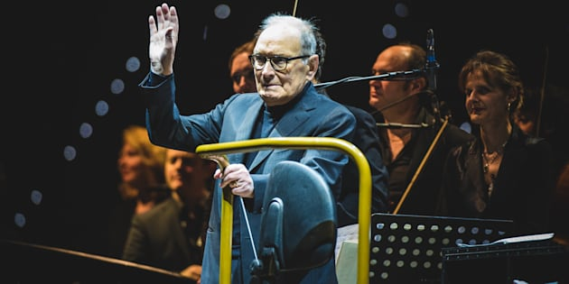 Ennio Morricone dice addio alle scene: a Verona e a Roma i s