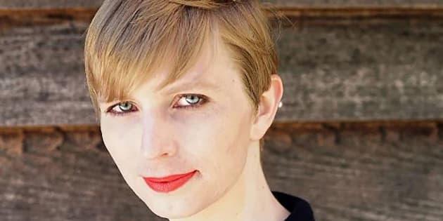 Une photo de Chelsea Manning publiée sur Instagram le 18 mai 2017.